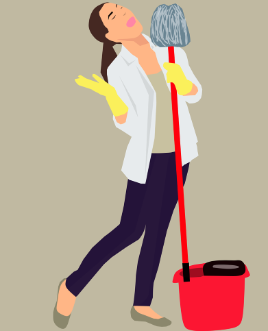 Why do we need professional cleaners and how much does it cost?